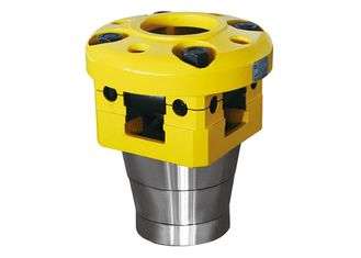 Square Drive And Pin Roller Kelly Bushing , Heavy / Light Type Kelly Drive Bushing