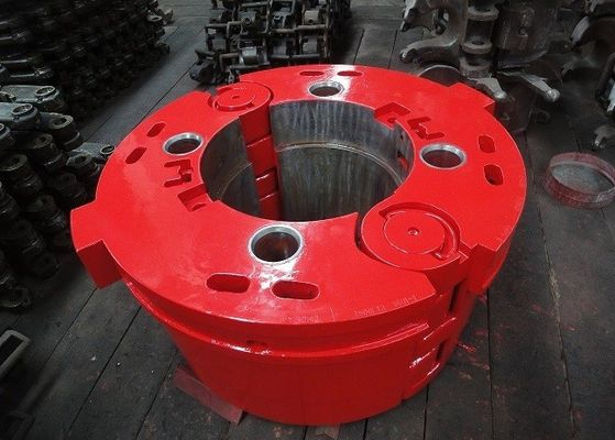 API Standard Rig Floor Handling Tools Drive Master Bushing And Insert Bowls For Rotary Table