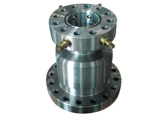 Forged Wellhead Tubing Head Spool , Oil Well Drilling Equipment Compact Structure