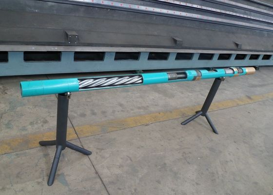 China High Standard Downhole Mud Motor 300 Hours Working Life Anti - Drop Housing Designe supplier