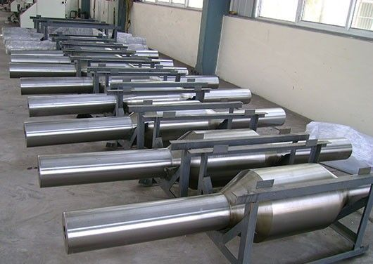 China Large Press Forged Alloy Steel Stabilizer Forging / Reamer Forging For Downhole Drilling factory